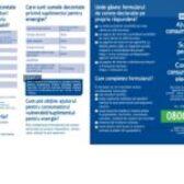 Informații referitoare la acordarea ajutoarelor pentru încălzirea locuinței în sezonul rece 2021-2022 și a suplimentului lunar pentru energie